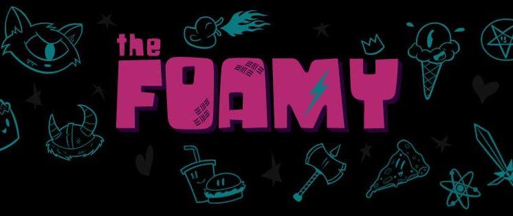 The Foamy V